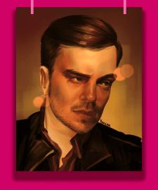 Детализированный портрет