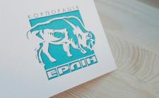 Логотип предприятия по переработкe кожи