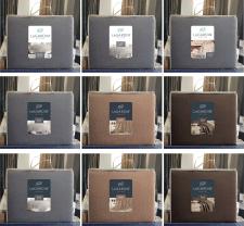 LeGardin разработка и дизайна серии этикеток