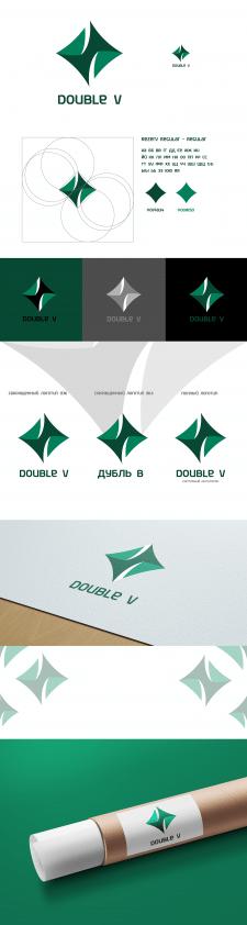 Фирменный стиль Double V