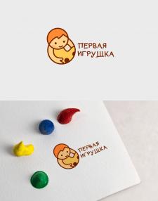 """Логотип """"Первая Игрушка"""""""