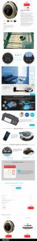 Дизайн карточек продуктов Mamibot -роботы-пылесосы