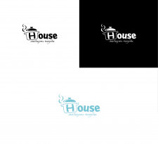 Лого для магазина посуды