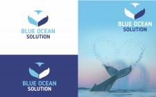 Логотип для компании Blue Ocean