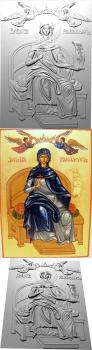 Икона святой мученицы Параскевы (римская)