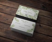 Nail master (Business card)