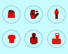 Иконки для инстаграм-магазина