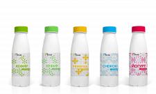 Дизайн линейки молочной продукции