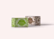 Упаковка мыла Банное и Дегтярное