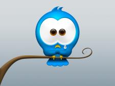 Птичка Твиттер