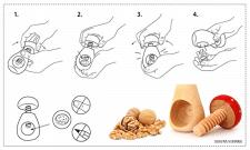 Иллюстрации для инструкции к орехоколу