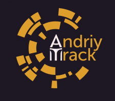 Лого графічного дизайнера