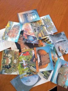 Создание метафорических ассоциативных карт