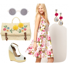 Мода на летние платья