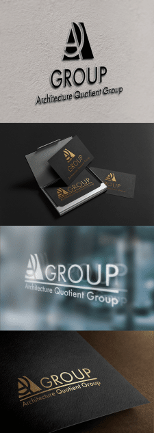 Логотип для AQ Group