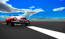 Движение автомобиля