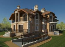 Житловий будинок Брюховичі