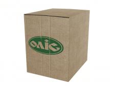 Проект нанесения логотипа компании на упаковку