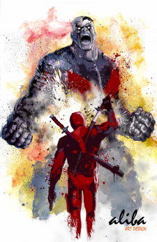 Deadpool VS Colossus
