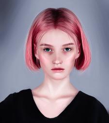 Портреты на заказ