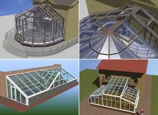 3D моделирование и визуализация.