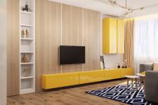 Дизайн итнерьера гостиной