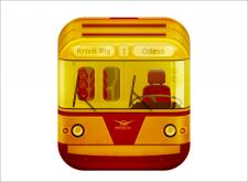 Иконка автобуса УАЗ