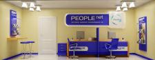 Интерьер офиса PeopleNet