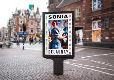 Соня Делане - украинско-французская леди дизайна