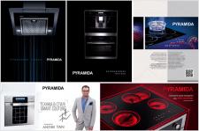 Рекламаные съемки для ТМ Pyramida