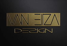 логотип дизайн-студії VAN ELIZA DESIGN