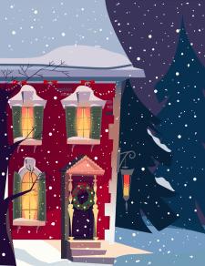 Різдвяна тематика