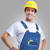 Фирменный стиль для строительной компании