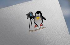 Логотип-иллюстрация для  детской фотостудии