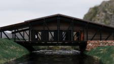 Дом над рекой