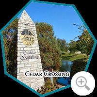 Сайт объявлений Cedar Crossing