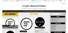 Сайт о криптовалютах. Все вопросы про майнинг.