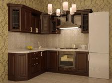 проект классической кухни Александра1