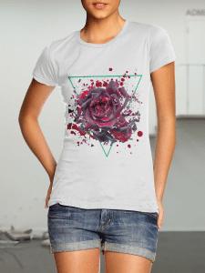 Дизайн принта для футболки #2