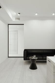Дизайн интерьера для студии ателье.