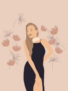 Иллюстрация портрета