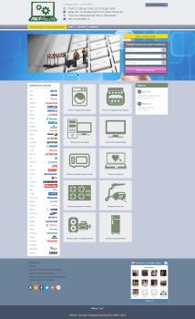 Сайт сервисного центра