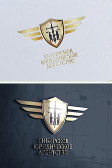 Логотип юридической компании 2