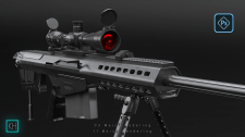 Снайперская винтовка Barret M82A1