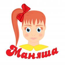 Логотип компании по производству детской одежды