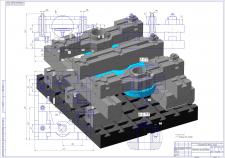 Станочное приспособление УСП-16