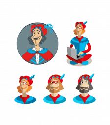 Иллюстрация (рекламная вектор)