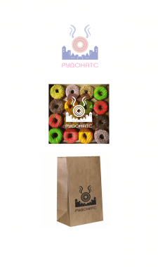 Для компании по доставке пончиков