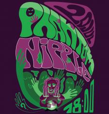 Постер музыкальной группы