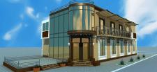 3д визуализация здания-2